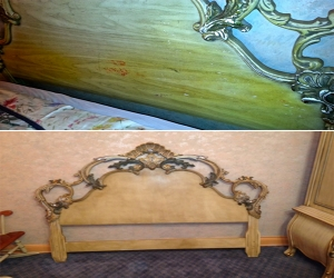 antique wood repair