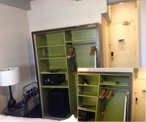 armoire apart