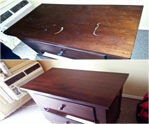 armoire disassembly