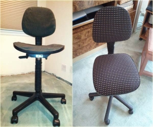 office chair upholstery