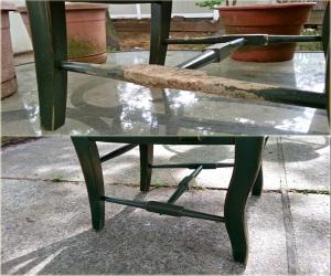 outdoor table repair