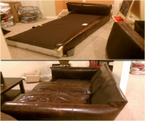 sofa bed dismantling,