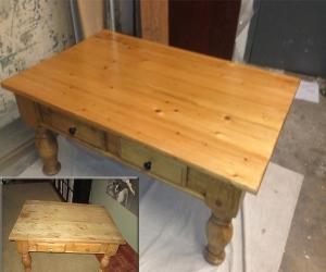 table restoring